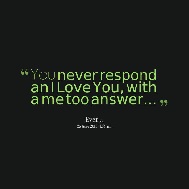 Quotes I Never Loved You Quotesgram