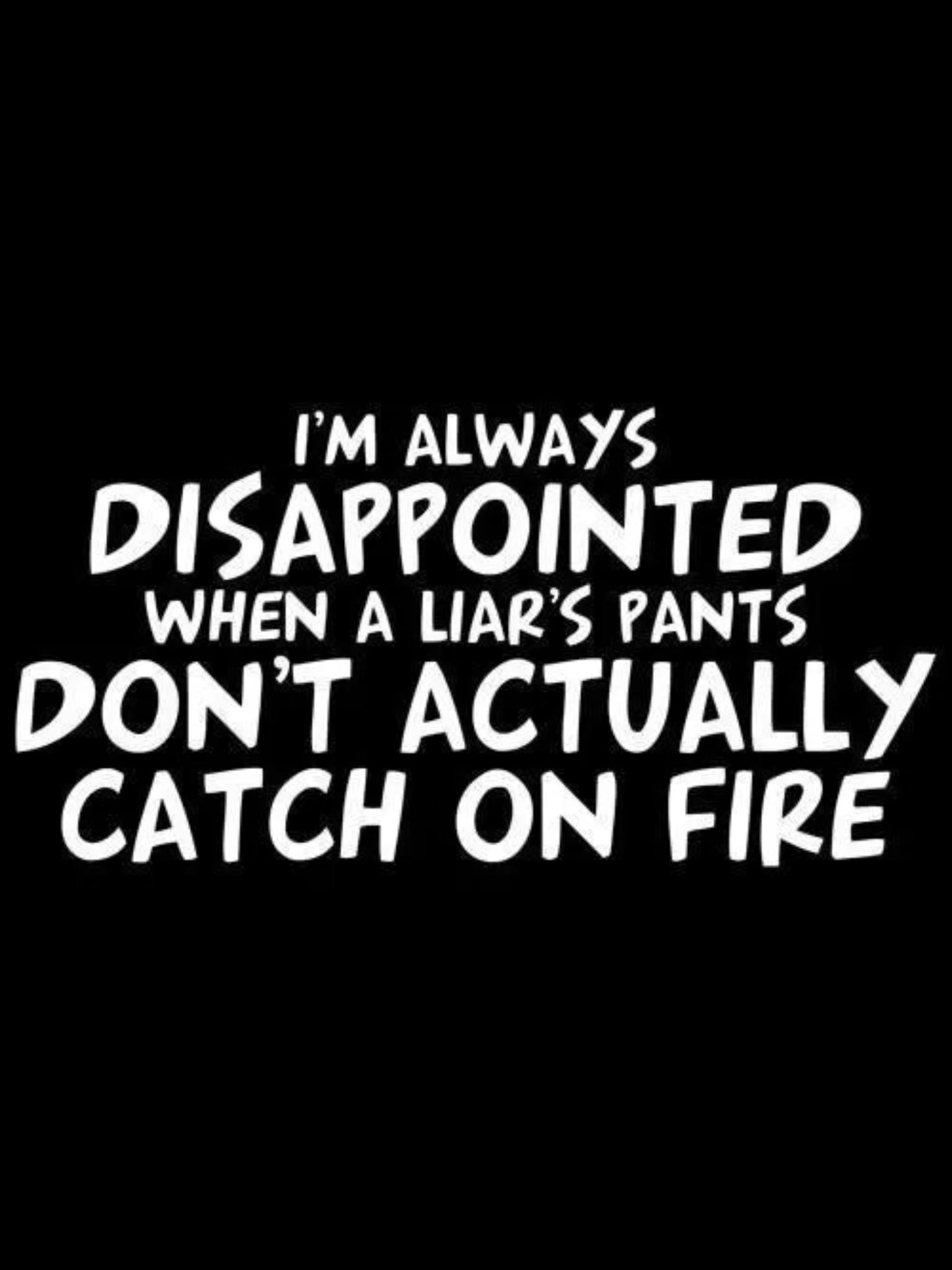 Liars Quotes Sarcastic. QuotesGram