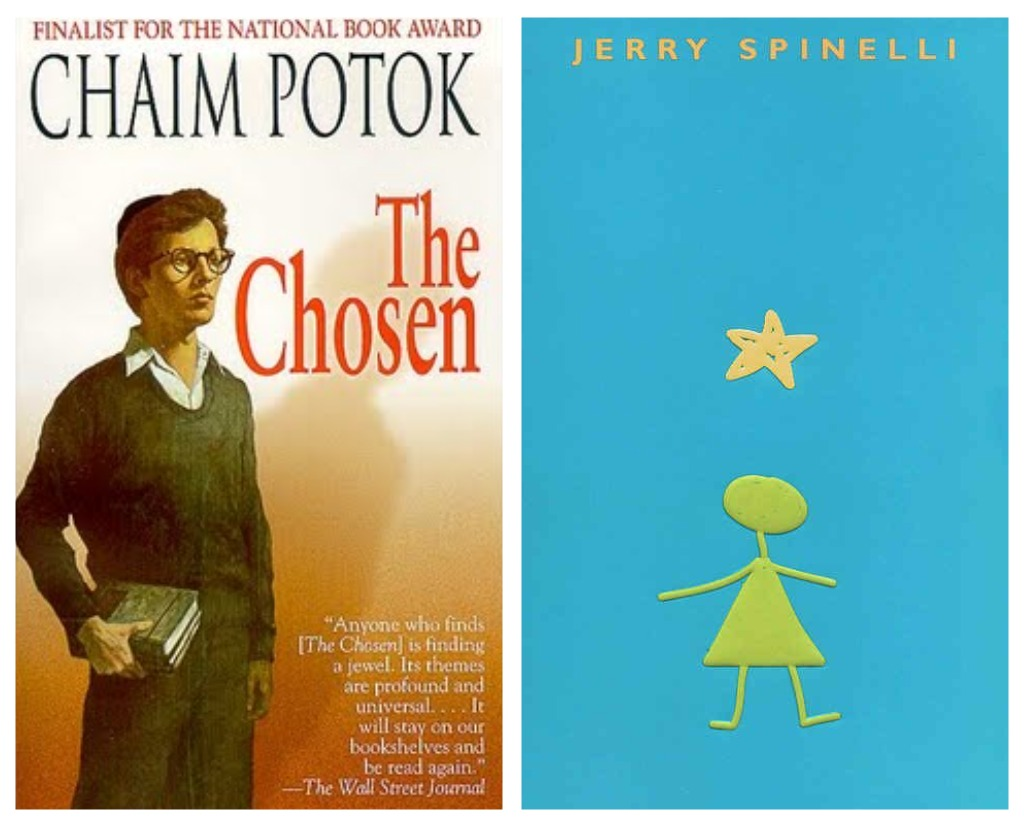 parenting in the book the chosen by chaim potok The chosen by chaim potok  of the world through the forbidden books prescribed by his fathermr  the conflict between parent and child and .