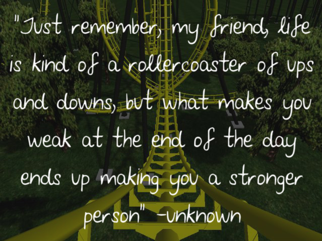 Quotes About Life And The Ups And Downs Quotesgram