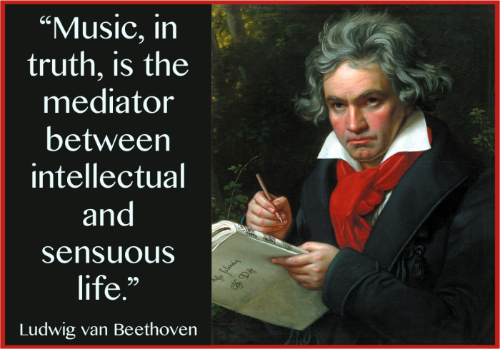 an introduction to the life and music by ludwig van beethoven Find ludwig van beethoven biography and history on allmusic - the events of beethoven's life are the stuff of.