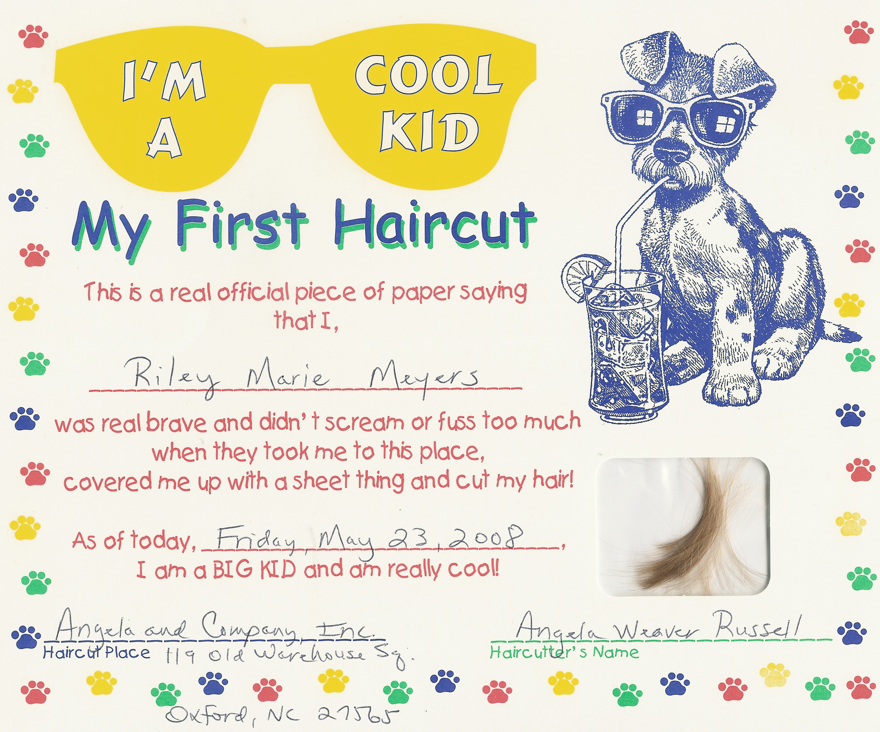 first haircut quotes  quotesgram
