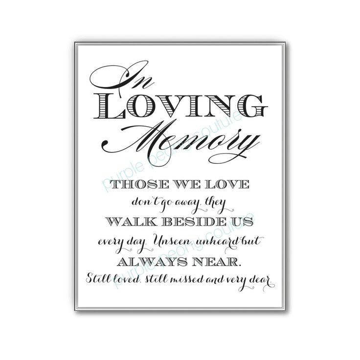 Memorial Quotes For Parents Quotesgram: In Memory Of Grand Parent Quotes. QuotesGram
