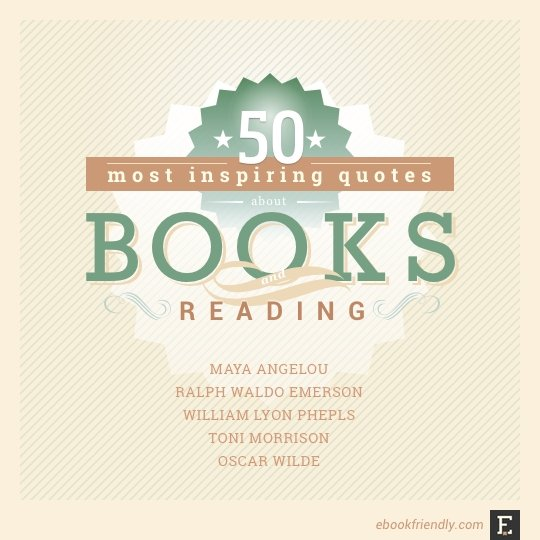 Quotes about books and reading