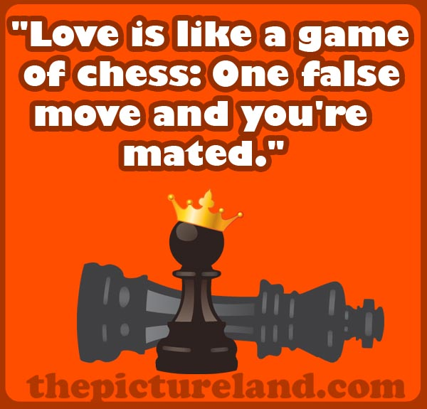 Game Of Love Quotes: Funny Chess Quotes. QuotesGram