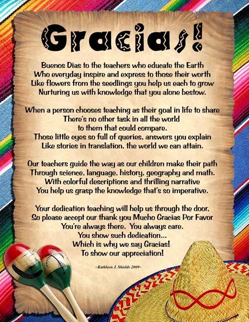 Appreciation Quotes In Spanish. QuotesGram