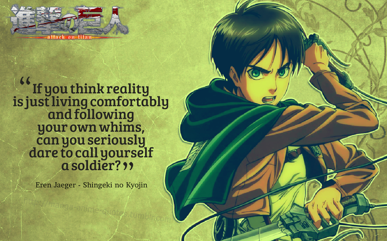 anime quotes love yourself  quotesgram