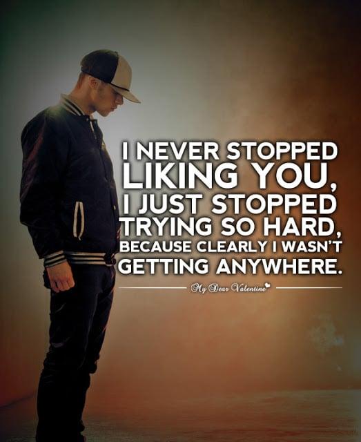 Sad Quotes For Men: Broken Man Quotes. QuotesGram