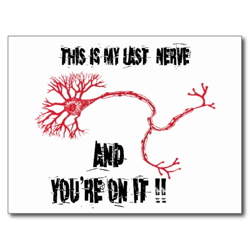 Quotes About People Who Notice: My Last Nerve Quotes. QuotesGram