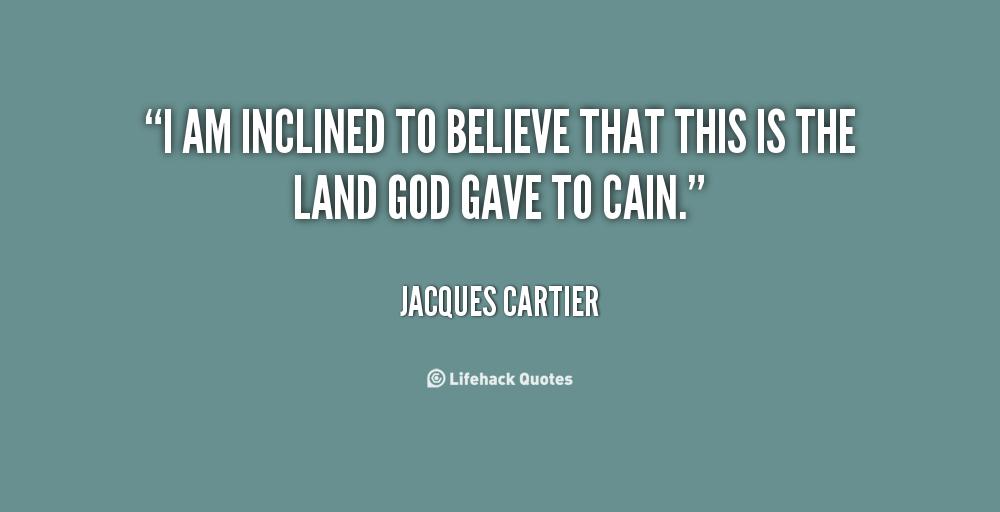 Quotes About European Exploration Quotesgram: Jacques Cartier Quotes. QuotesGram