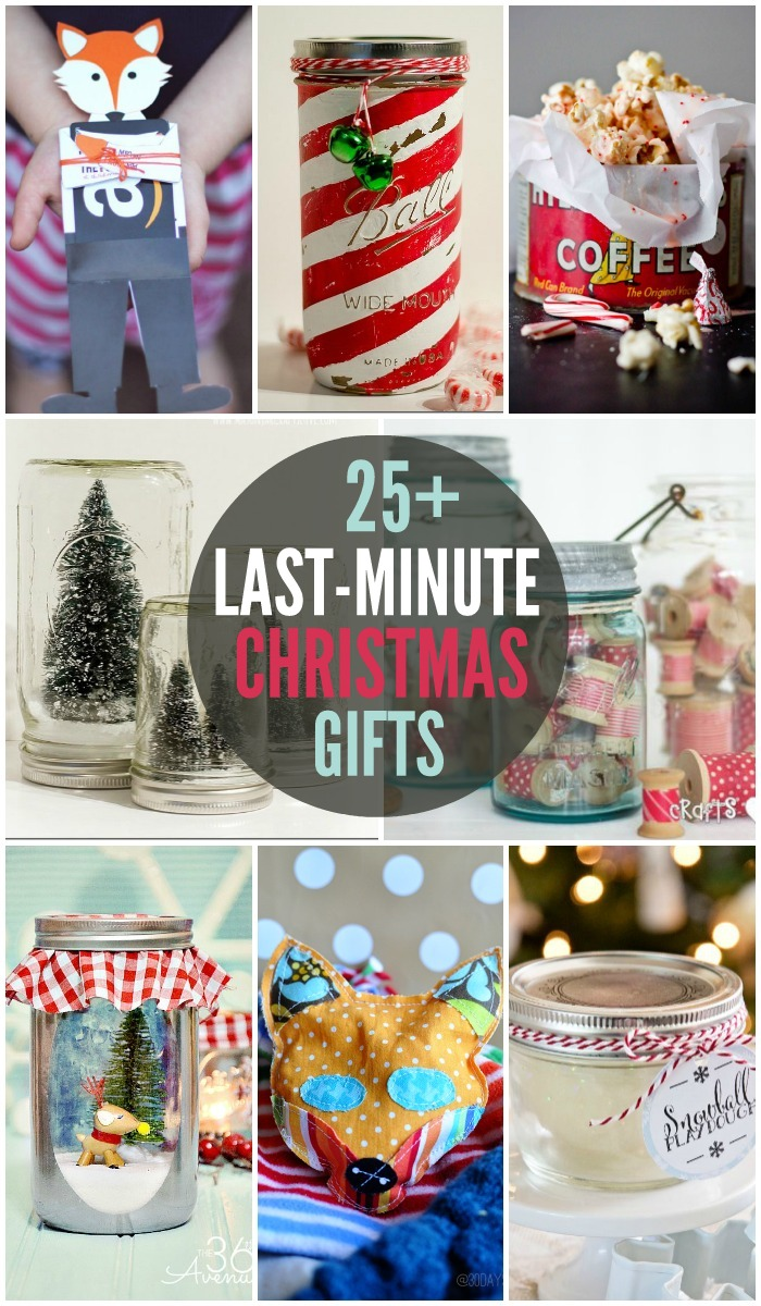 Last minute shopping quotes quotesgram Cute homemade christmas gifts