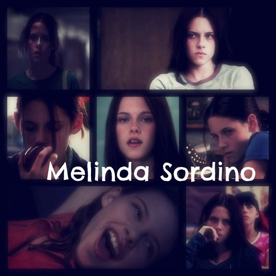 melinda sordino courage Having broken up an end-of-summer party by calling the police, high-school freshman melinda sordino begins the school.