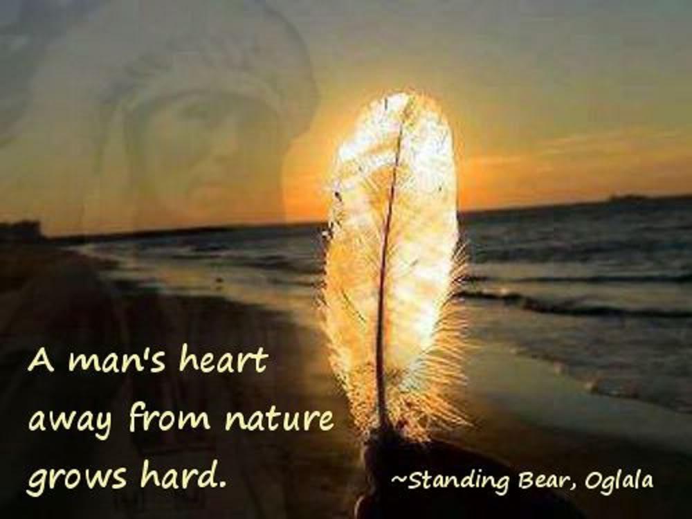 Native American Nature Quotes. QuotesGram