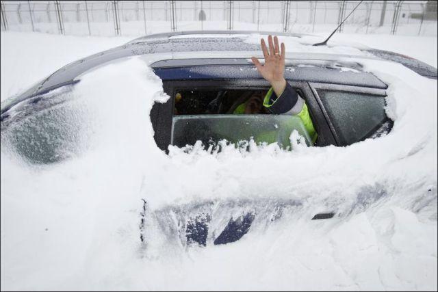 Snowstorm Indicators - LOLz Humor