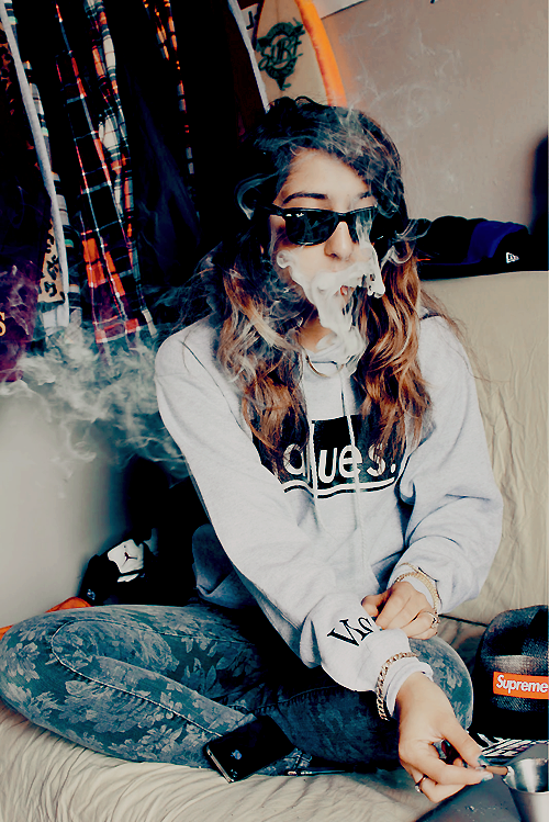 Obey Girl Weed Quotes Quotesgram
