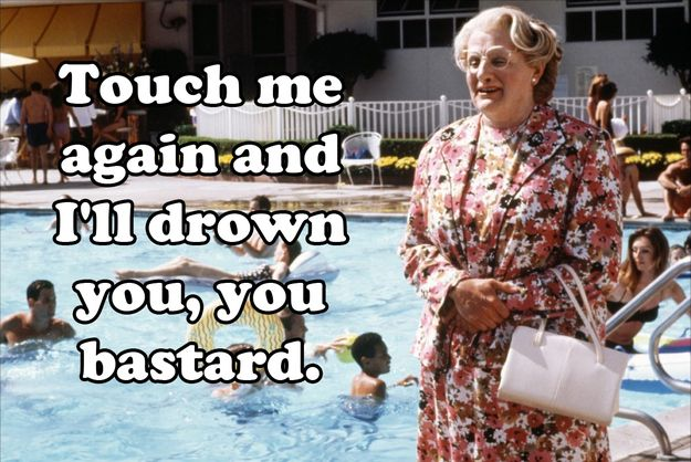Mrs Doubtfire Movie Quotes Quotesgram
