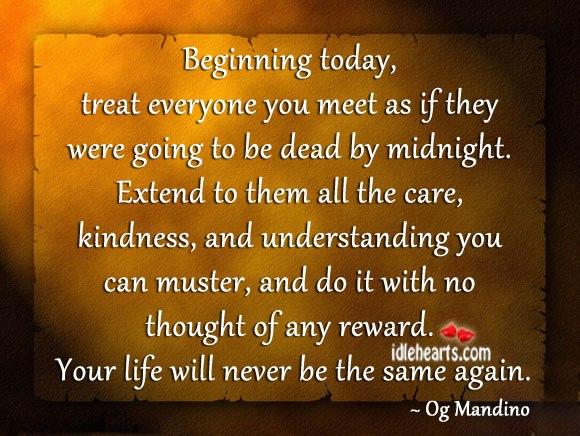Og Mandino Quotes. QuotesGram