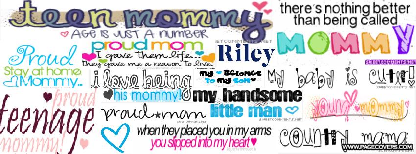 Proud Teen Mommy 47