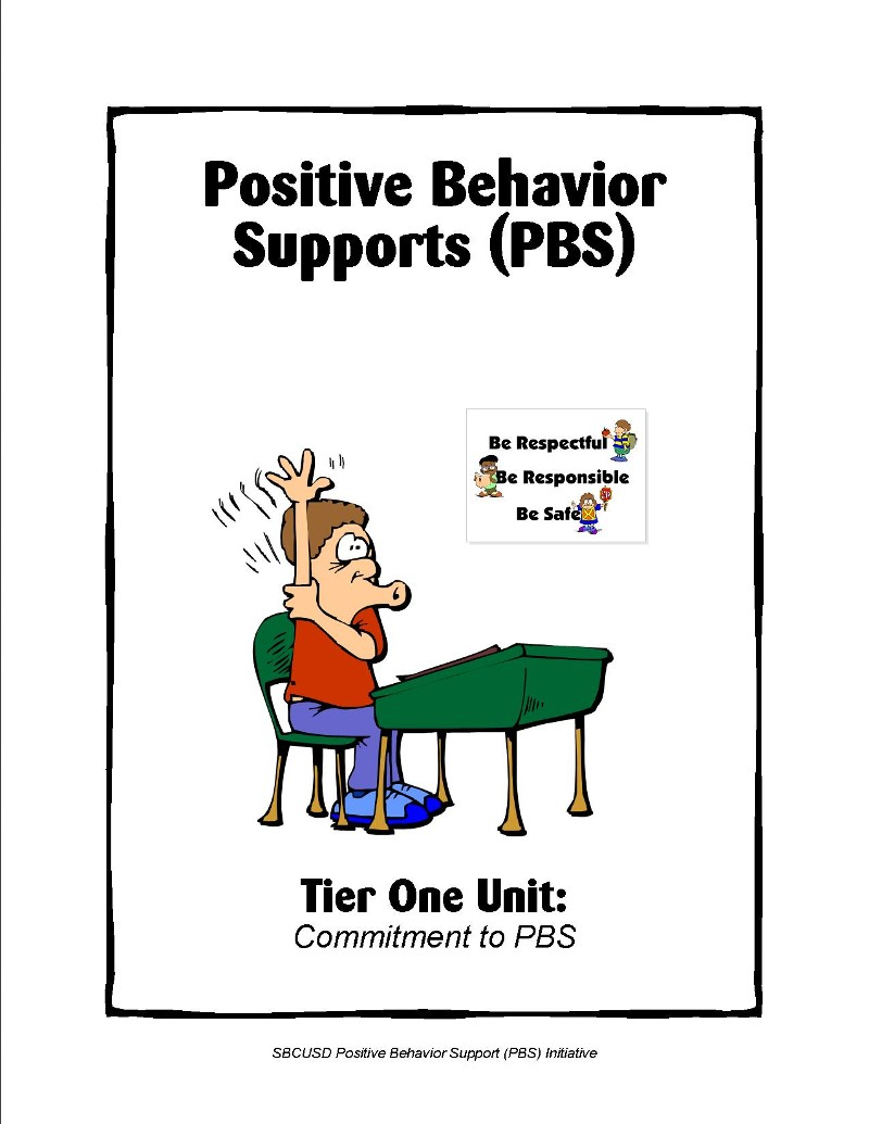 School-Wide Positive Behavior Support and Response to Intervention
