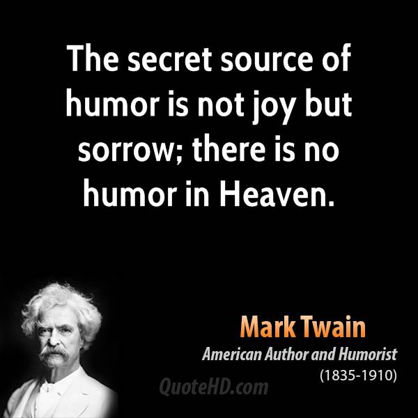 a biography of mark twain a humorist author Author login home open mic  mark twain biography  mark twain is known as a great writer as well as a humorist and american icon mark twain was known and.