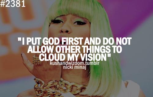 Nicki Minaj Pics With Quotes: Nicki Minaj Birthday Quotes. QuotesGram