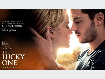 an analysis of the lucky one by nicholas sparks The lucky one by: nicholas sparks young adult fiction twenty eight year old mysterious logan thibault from colorado is a marine when he finds a photo of a smiling woman when in his third tour to.