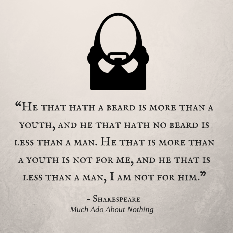 Best Quotes And Pics About Beards. QuotesGram