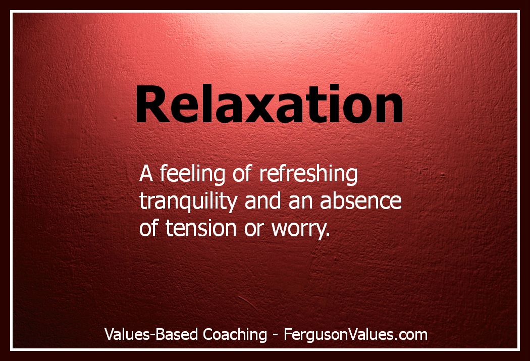 Relaxation Quotes Quotesgram