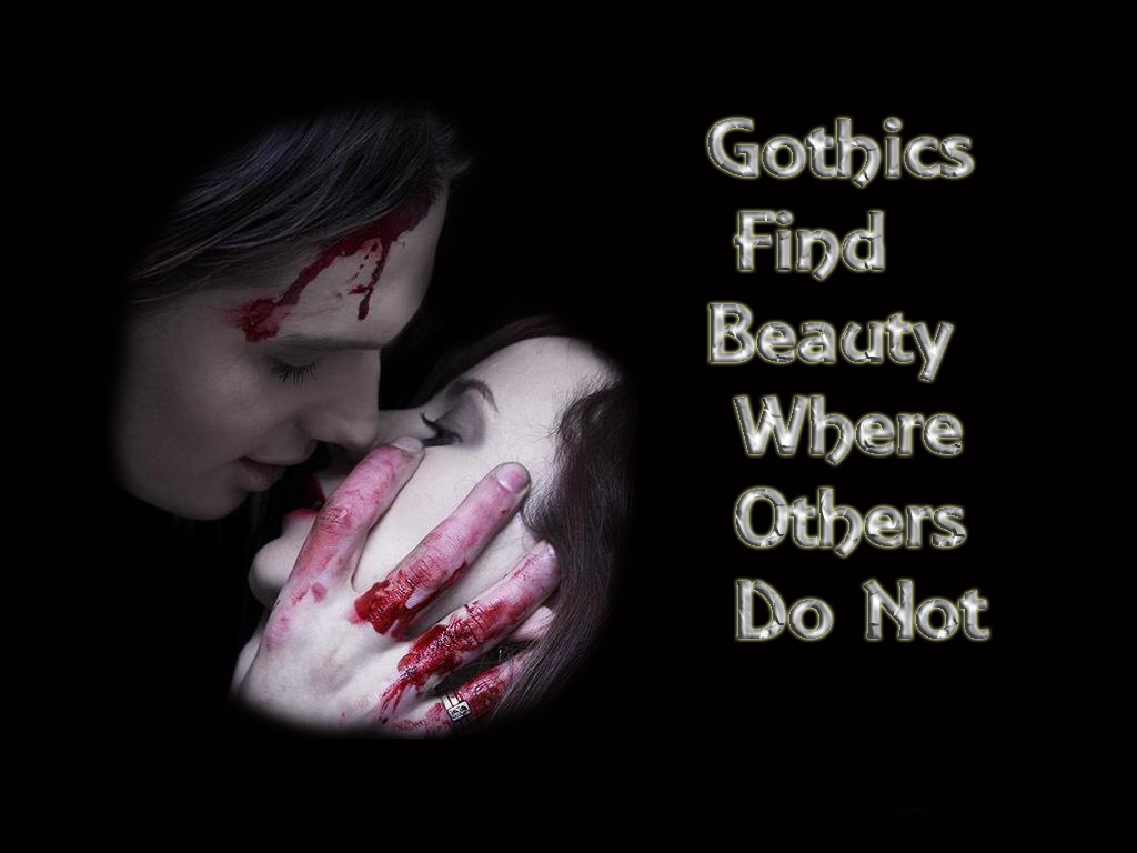 Gothic Love Quotes. QuotesGram