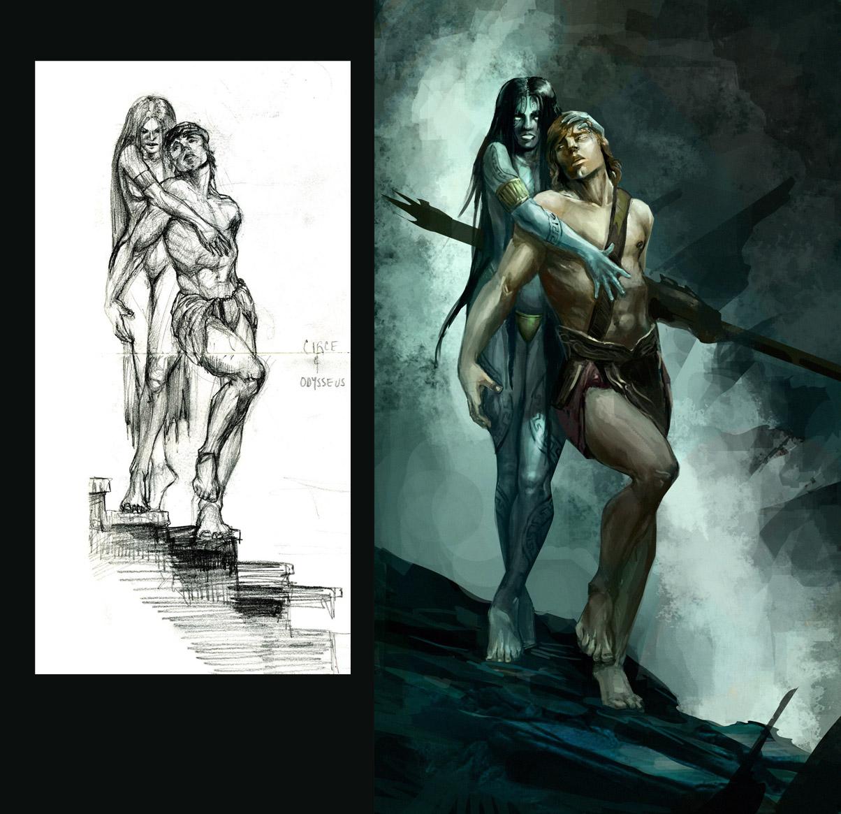 Odysseus: Character Profiles