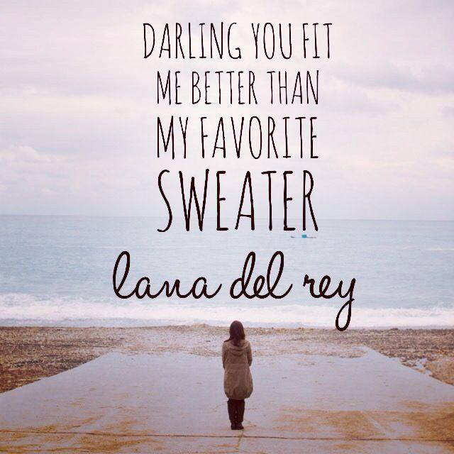lana del rey blue jeans quotes - photo #15