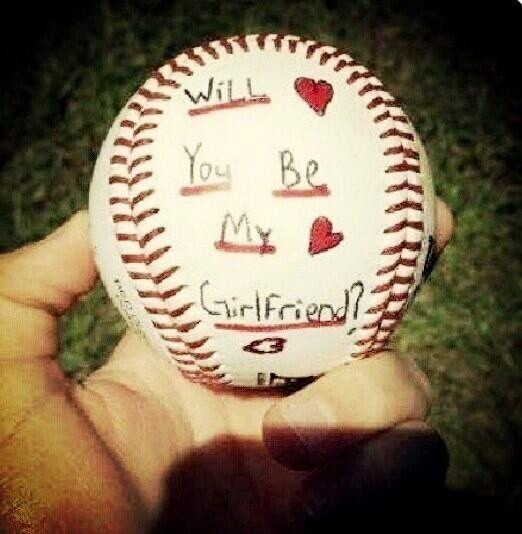 baseball and softball dating quotes If you think about ball games, baseball and softball are amongst the most popular ball games that you may have in mind to know the difference between.