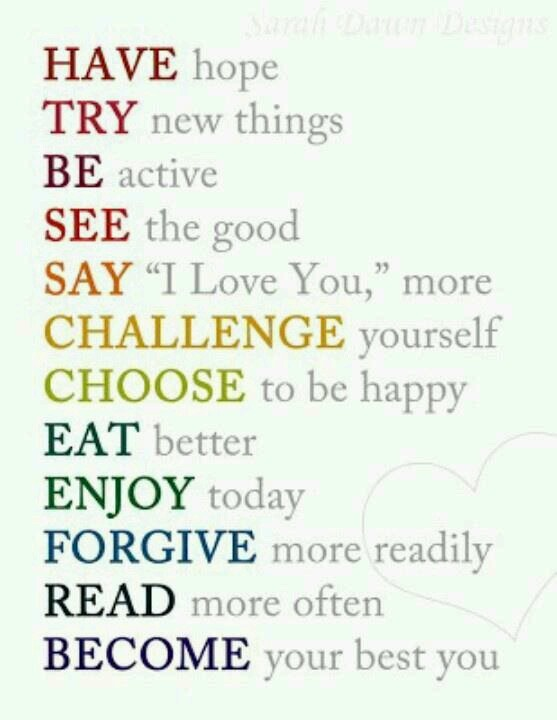 New year resolutions quotes 2015