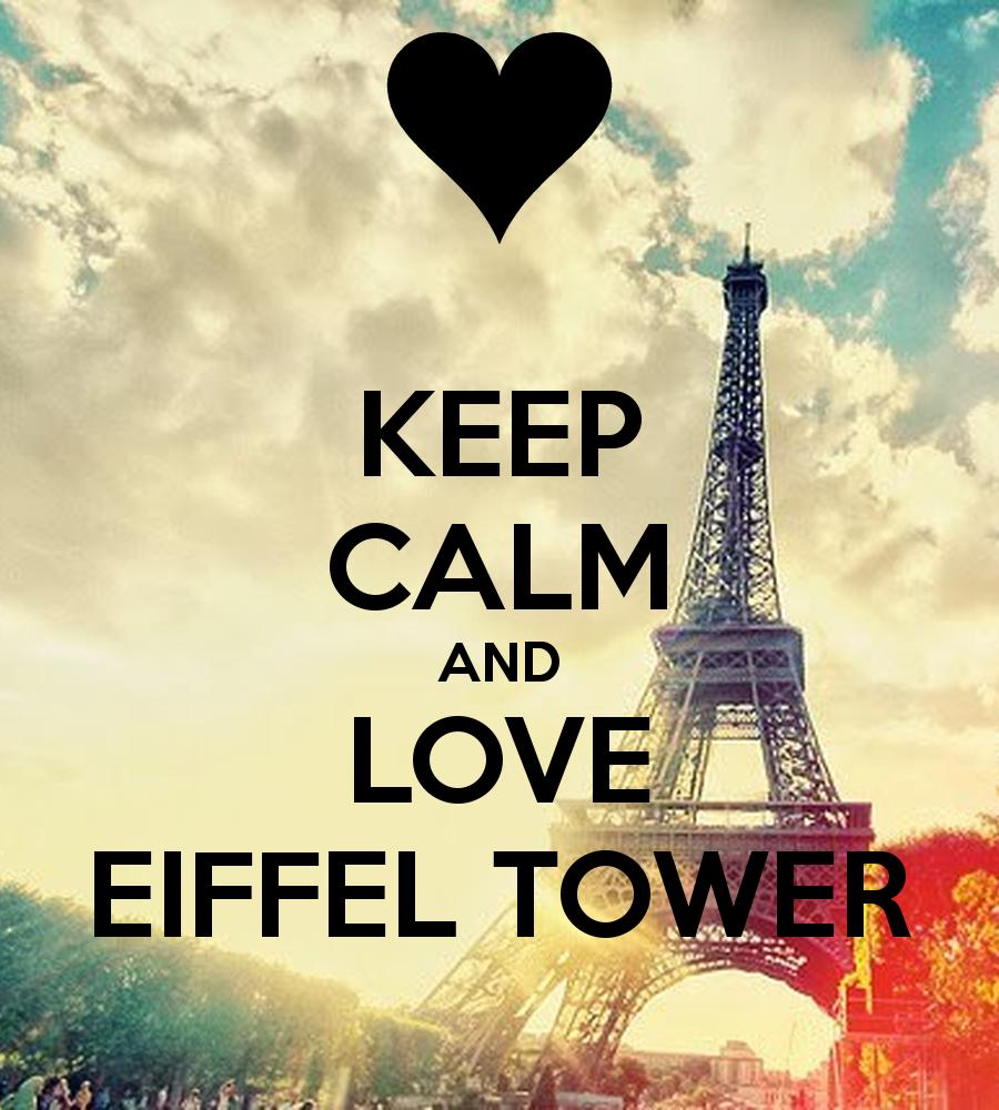 Love Quotes Eiffel Tower. QuotesGram