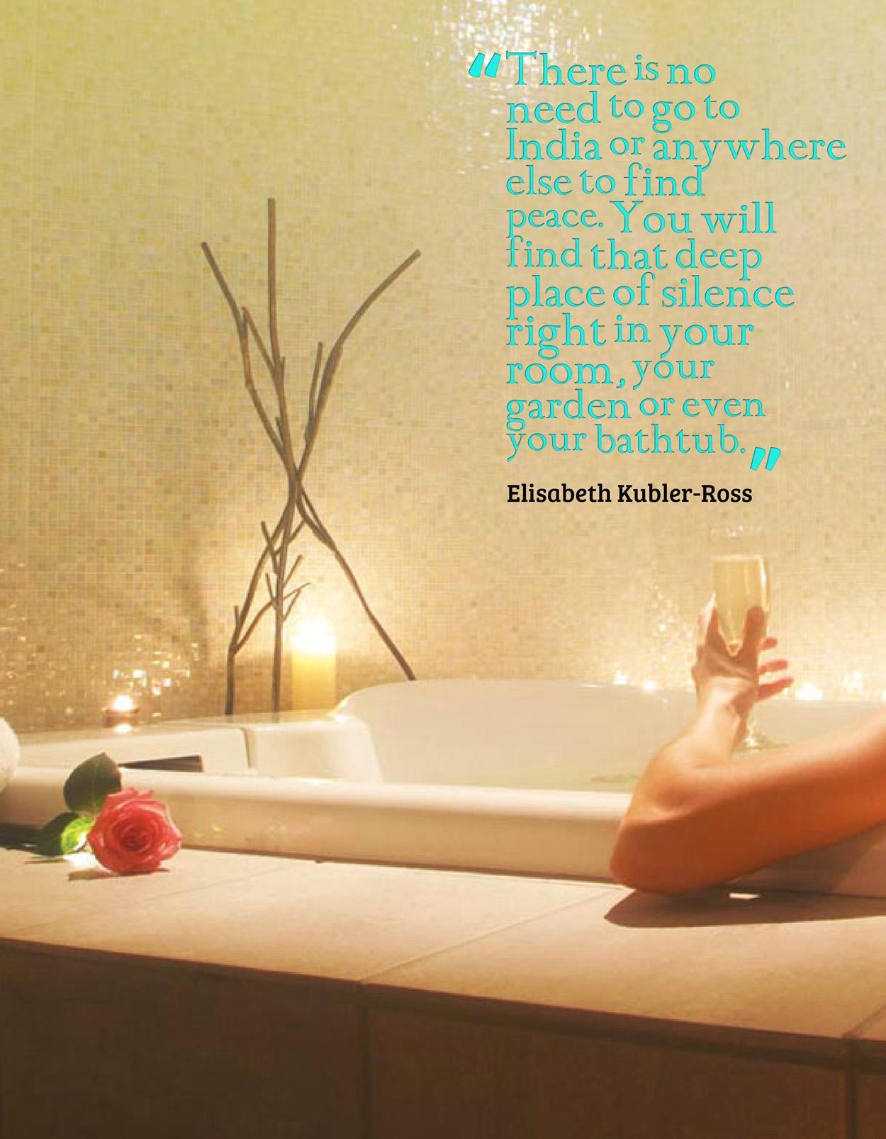 Bathroom Quotes QuotesGram