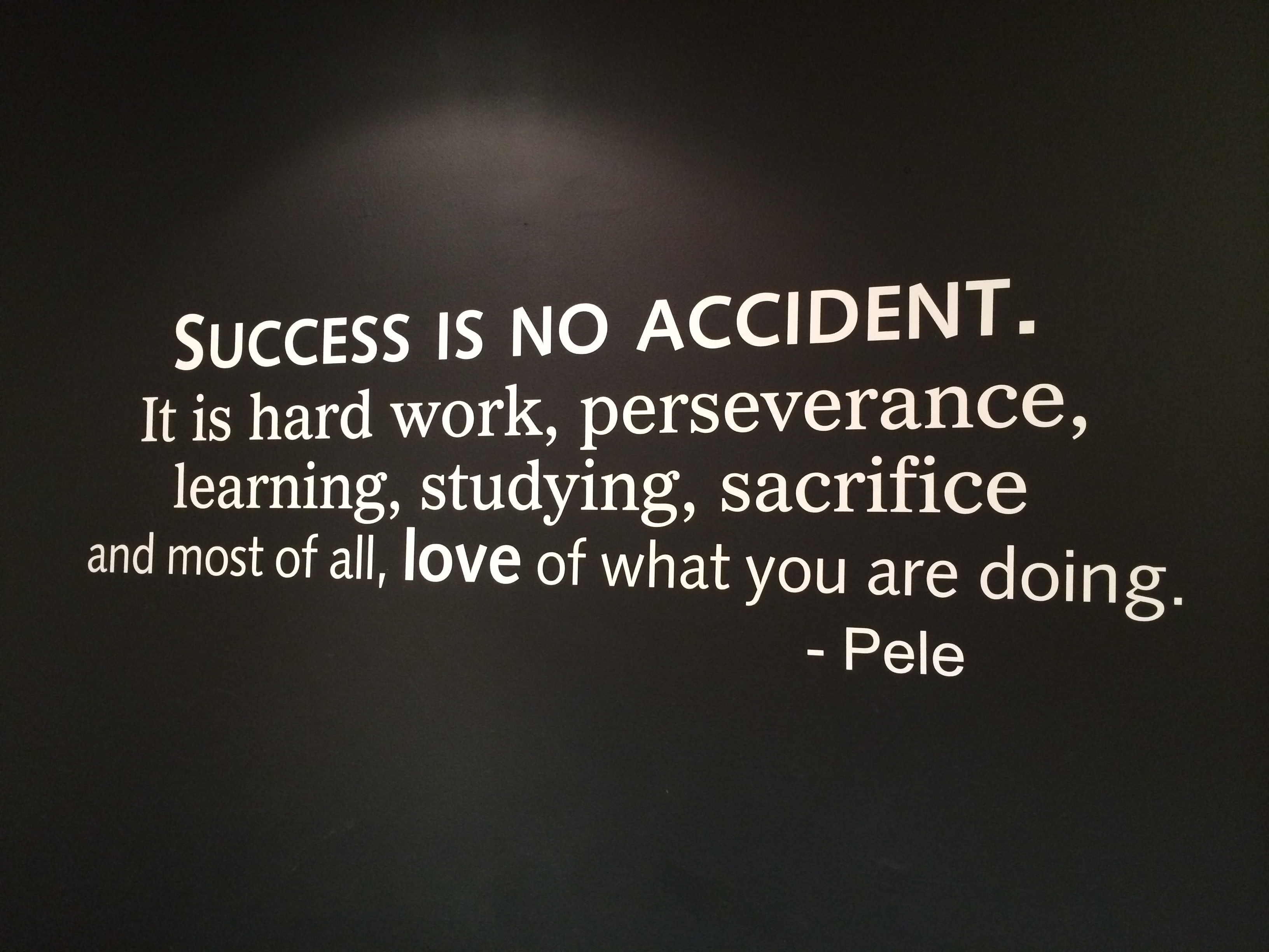 Pele Quotes About Success. QuotesGram