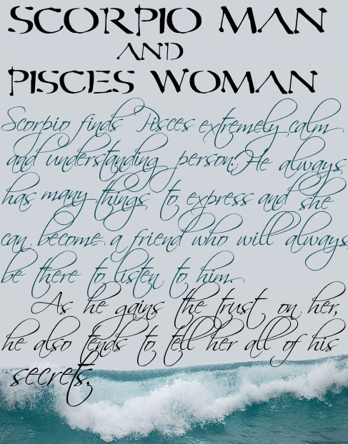 Scorpio and Pisces Compatibility: Will they Drown or Buoy Each Other?