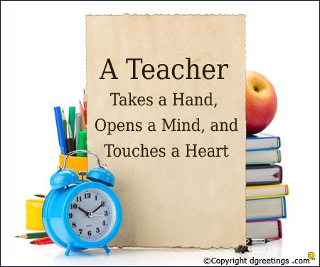 Teachers Day Quotes For Teachers Quotesgram