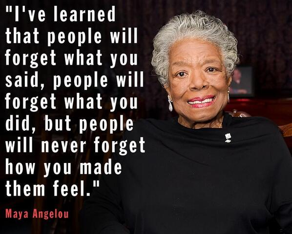 Maya Angelou Quotes: Quotes By Maya Angelou. QuotesGram