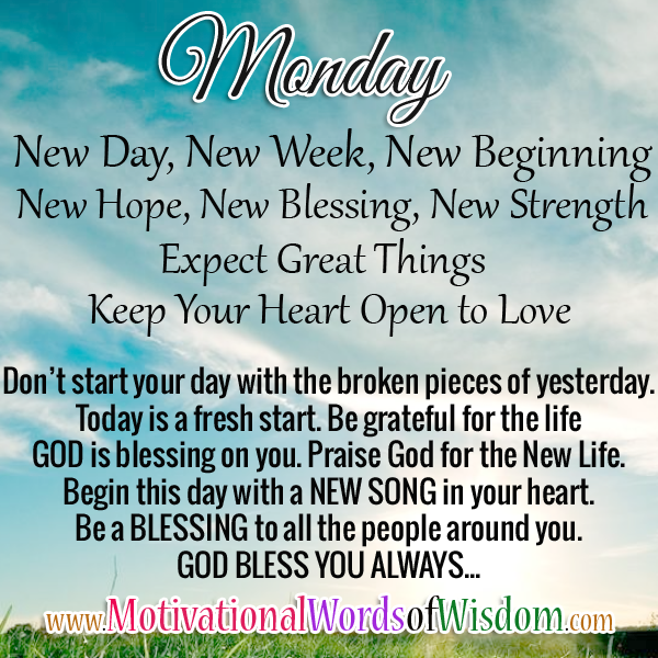 Monday Afternoon Motivational Quotes: Monday Evening Quotes Inspirational. QuotesGram