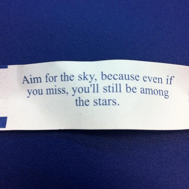 Fortune Cookie Quotes ...