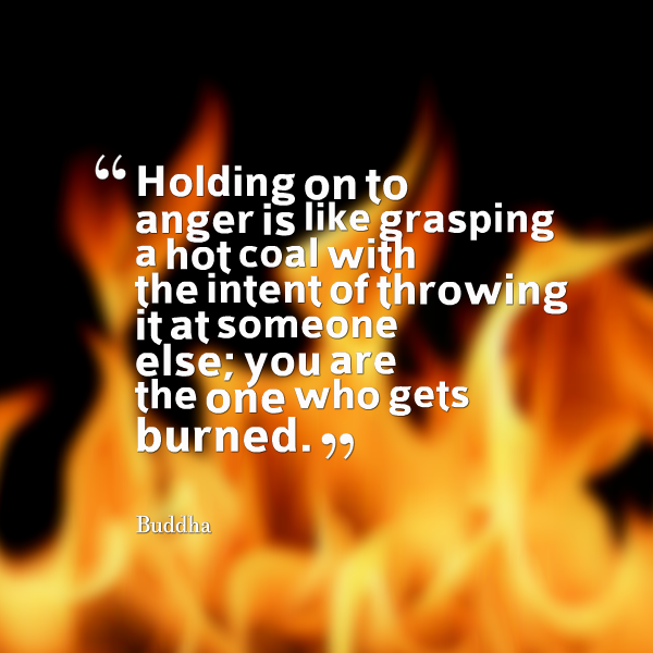 Quotes About Anger And Rage: Holding On To Anger Quotes. QuotesGram