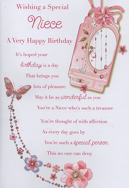 Happy Birthday Niece Images And Quotes ~ Birthday for niece quotes quotesgram