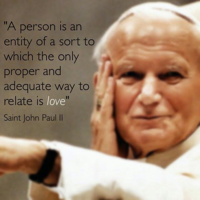 St John Paul Ii Quotes Quotesgram