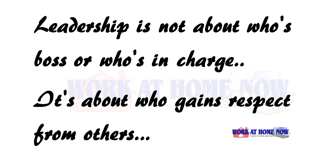boss and leader quotes  quotesgram