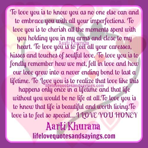 Special Love Quotes. QuotesGram