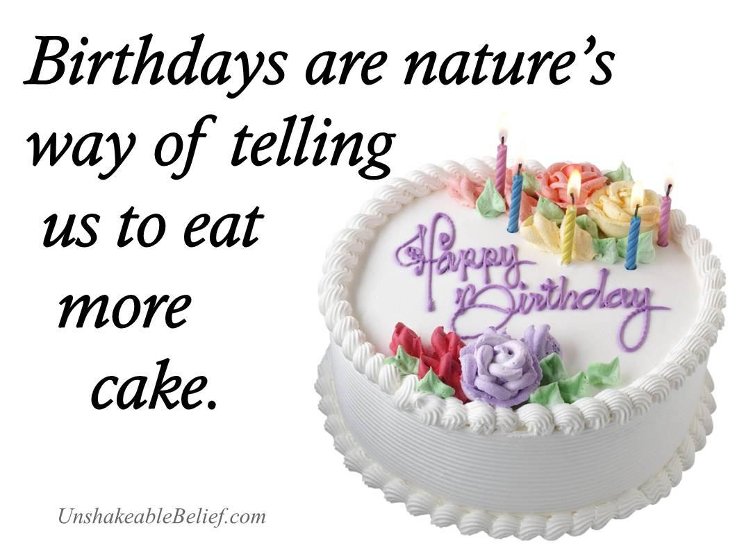 Cake Quotes Quotesgram