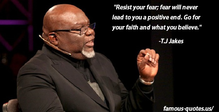 Td Jakes Quotes And Sayings. QuotesGram