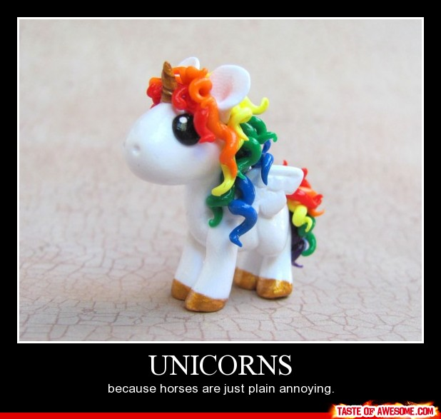Funny Quotes About Unicorns Quotesgram