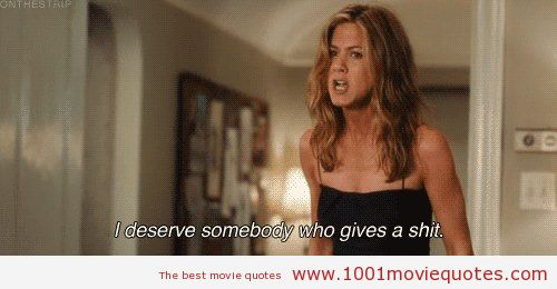 The movie the break up quotes